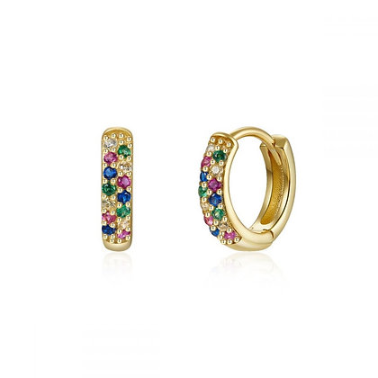 Rainbow Goa Hoops