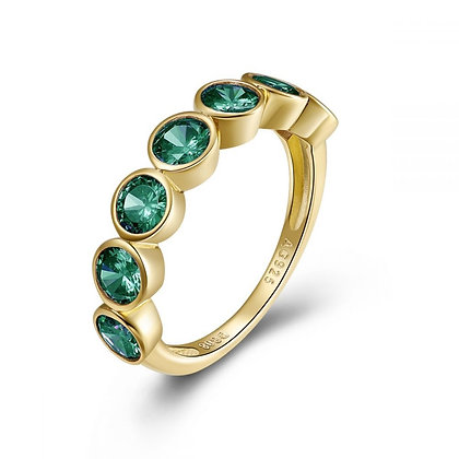 Emerald Wadi Ring