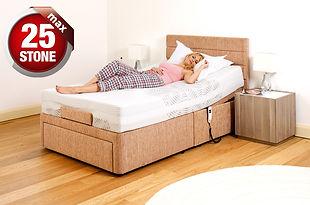 Sherborne Dorchester Adjustable Beds