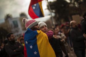Venezuelans are the top asylum seekers in the US
