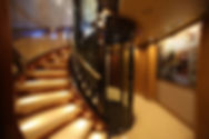 custom martin jonathan quinn barnett patrick evan rug carpet boat yacht stairs interior design