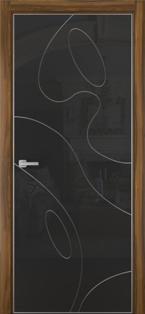Галео 22, черная лакобель, рис 215