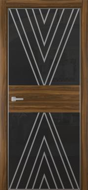 Галео 2, черная лакобель, рис 192