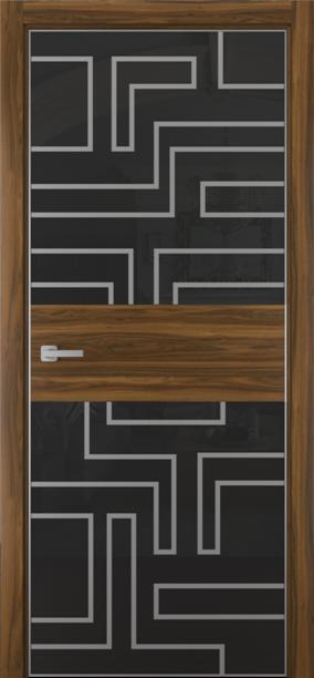 Галео 2, черная лакобель, рис 191