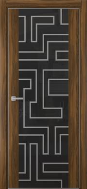 Галео 3, черная лакобель, рис 191