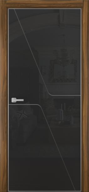 Галео 22, черная лакобель, рис 206 грави