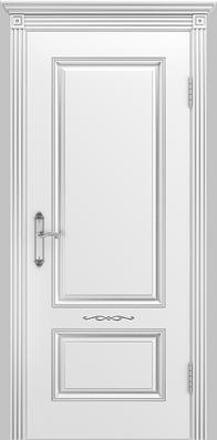 Аккорд В1 эмаль белая патина серебро.png