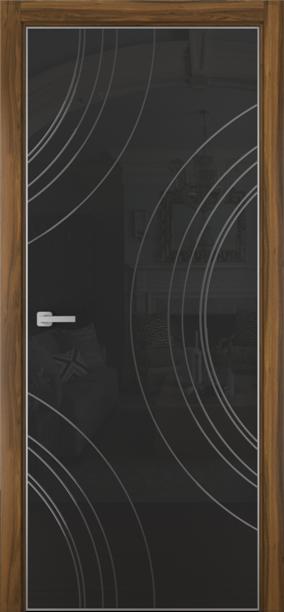 Галео 22, черная лакобель, рис 208 грави