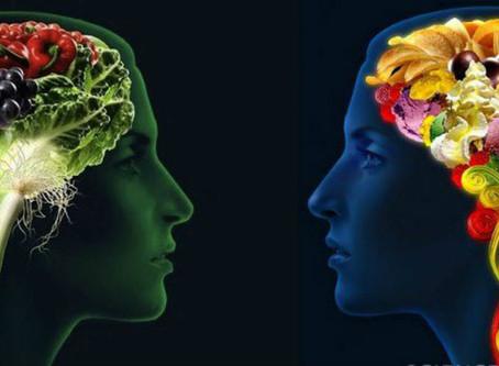 Me sööme oma mõtteid ja emotsioone