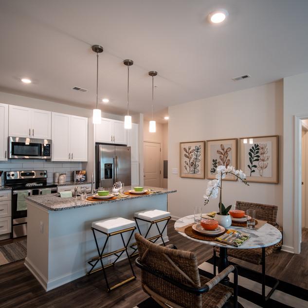Model Kitchen/Dining