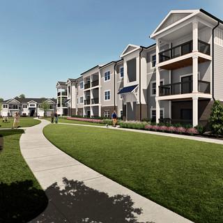 Leland apartments