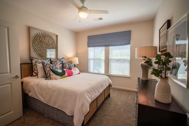 Model Master Bedroom