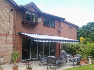 Budget Awnings for the Eastbourne, Seaford, Newhaven, Peacehaven, Brighton, Lewes, Heathfield, Hailsham, Bexhill and Hastings East Sussex Areas.