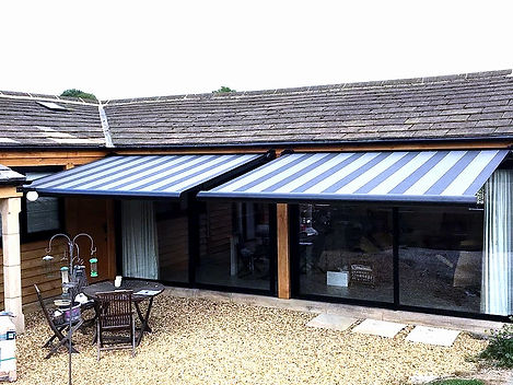 Domestic Windermere Garden Awning