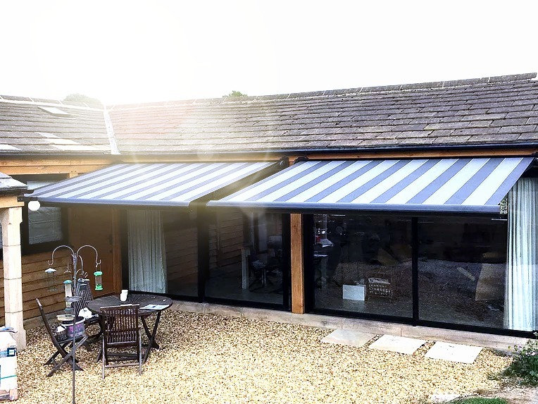 Domestic Winderemere Garden Awning