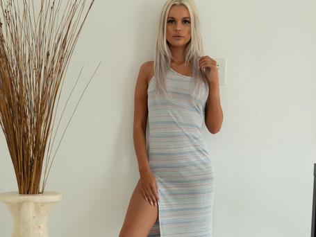 Pastel Dress R399