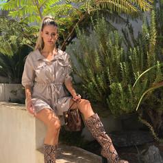 Safari Dress/Jacket R450