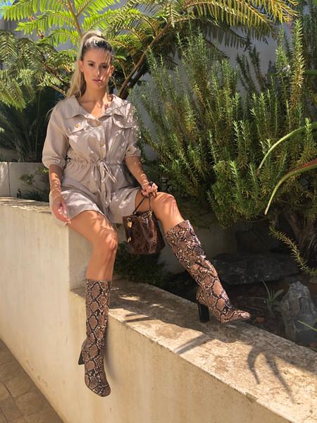 Safari Dress/Jacket