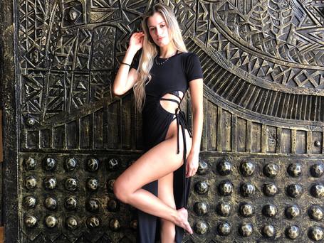 Bikini Dress R380