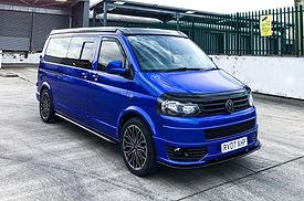 2007, Velocity blue, Range Rover colour