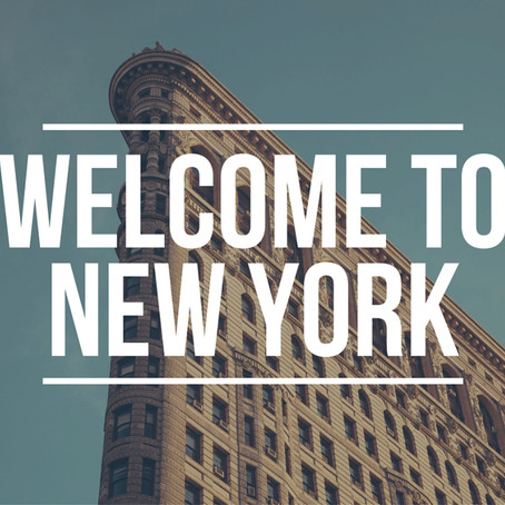 Get Ready, New York. The Leadership Agency is Coming Your Way!