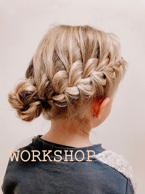 Workshop 27/03/21 ⊹ Kapsels ⊹ For Kids (duo)