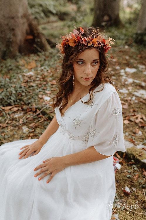 Bloemenkroon Fall Bride