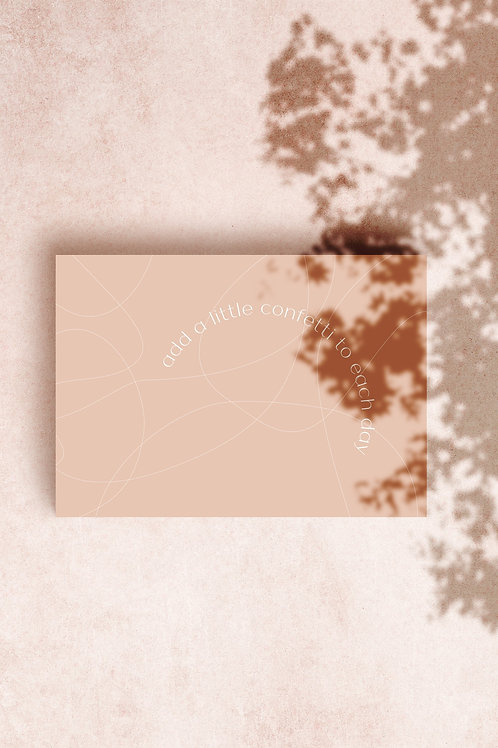 Postkaart (single)