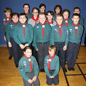 Corby Gangshow 2013