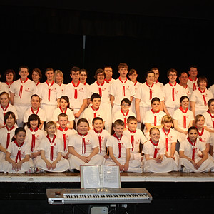 Corby Gangshow 2011