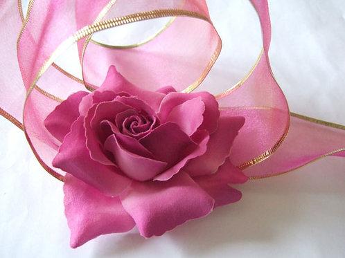 Shimmering Rose