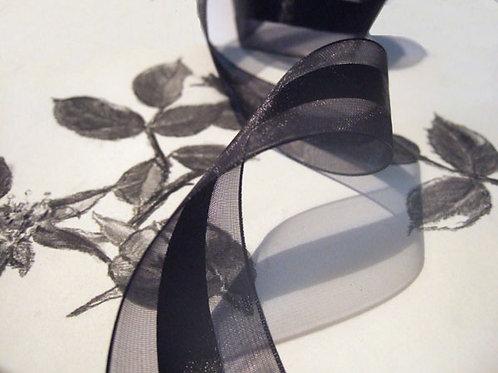 Sheer Elegance Black