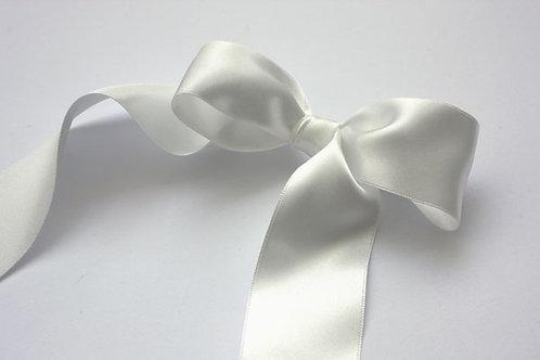 Pearl White DF Satin