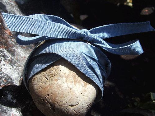Arizona Medium Blue Denim Ribbon