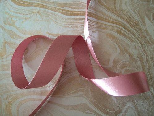 Dusky Pink Double-Faced Satin