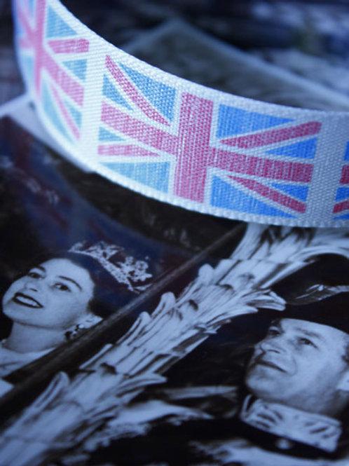 Vintage Union Jack Blue