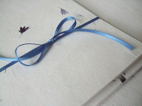 Sulphur Blue Satin*