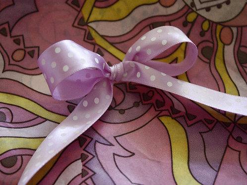 Orchid Polka Dot