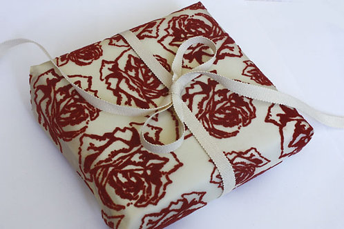 100% Unbleached Cotton Grosgrain Ribbon