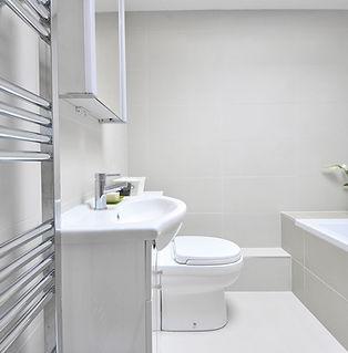 Innenliegendes Badezimmer Badplanung Karlsruhe und Ettlingen