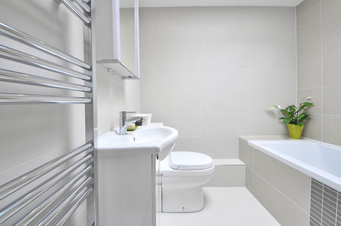Service 4 Plumbing Modern Bathroom