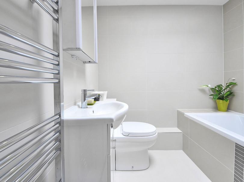 Modern Bathroom Bianco