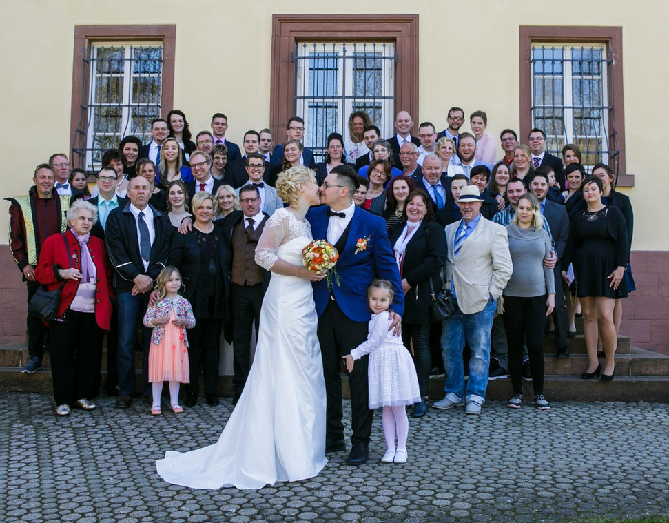 Hochzeitsfotografie Zollernalbkreis
