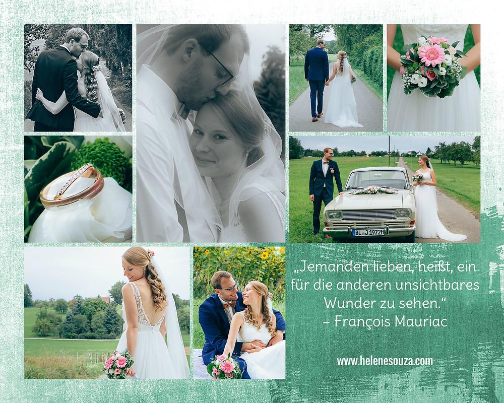 Hochzeitsfotografie Winterlingen und Zollernalbkreis