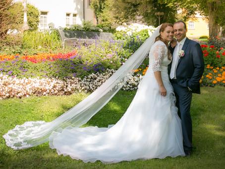 Hochzeitsfotografie Nähe Rottweil