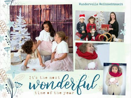 Wundervolle Weihnachtszeit