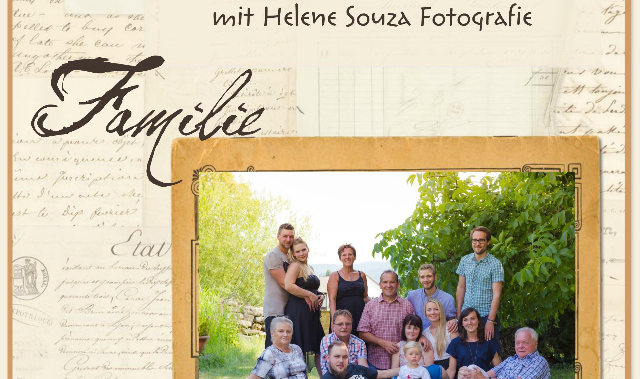 Familienbilder Aktion