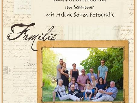 Zeit für Familie und Schaffen von Erinnerungen