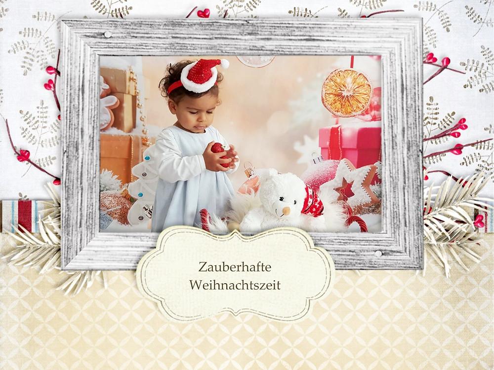 Weihnachts Mini Fotoshooting in Albstadt