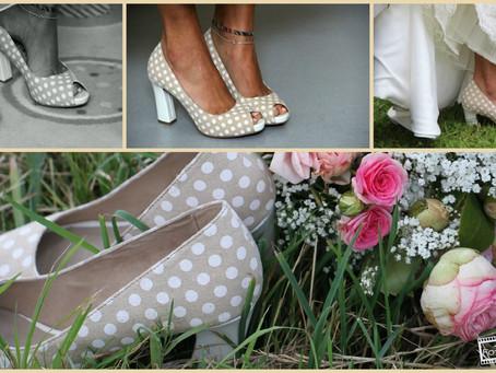 Die Schuhe...